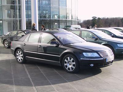 2002-02 Testrit met VW Phaeton