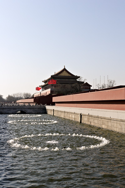 Beijing - Forbidden city from another angle