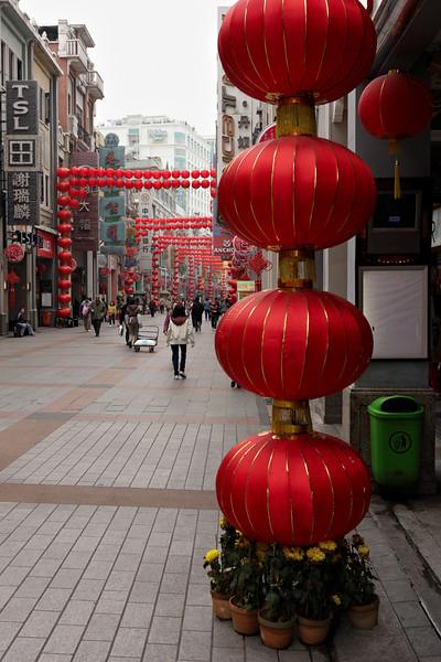 Guangzhou  - shopping street