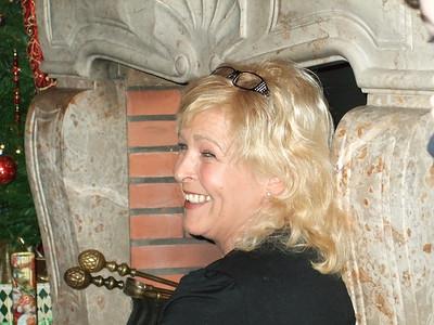 Kerst 2008 - Bij Diane en Kees