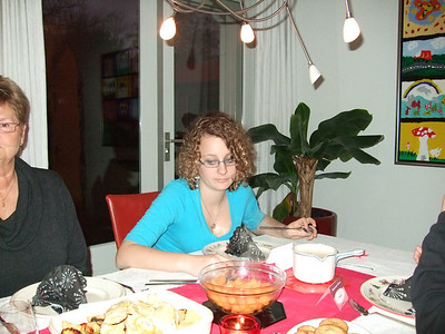 Kerst 2008 - Thuis