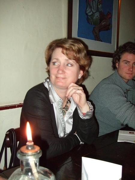 """Sinterklaas 2008 - Eten bij """"de Stadhouder in Leiden"""""""