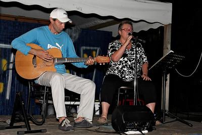 Blues performer Hetty