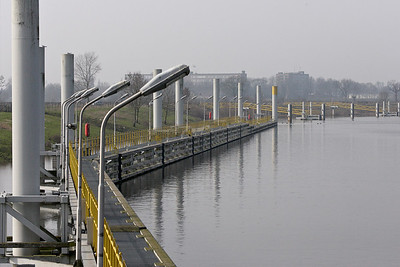Lock at Sambeek