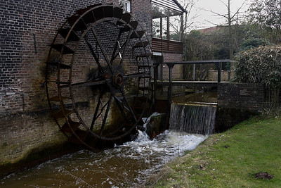 Holtmeulen water mill