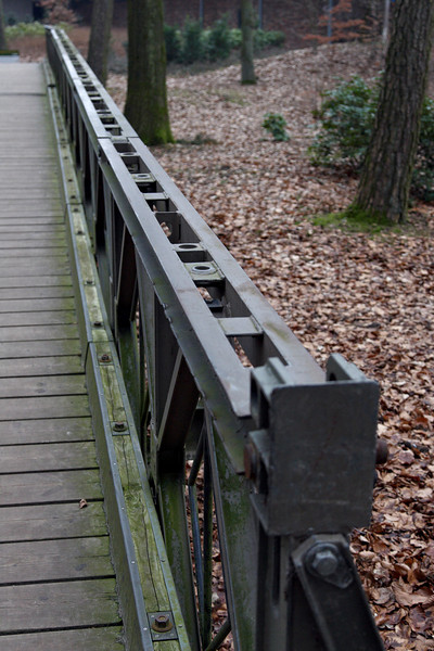 Bailey bridge - Overloon war museum