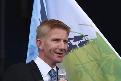 Staatsecretaris Jack de Vries