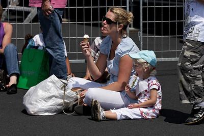 Lekker een ijsje