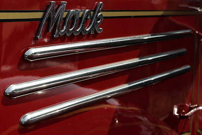 The Mack logo