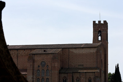 The Monastery in siena