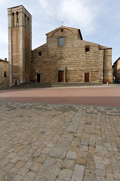 Church in Montepulciano