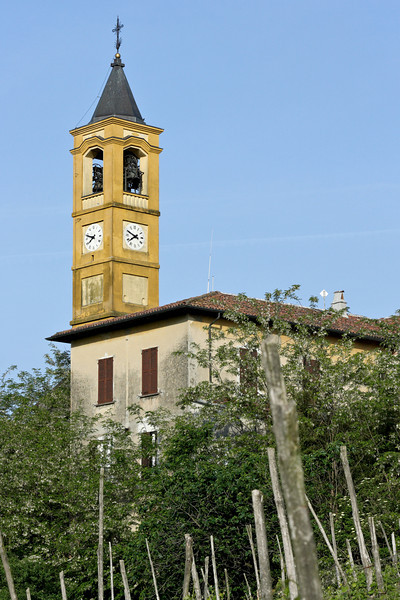The church of Bosnasco