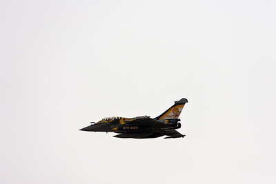 F-16 with Nato Tiger Meet paint