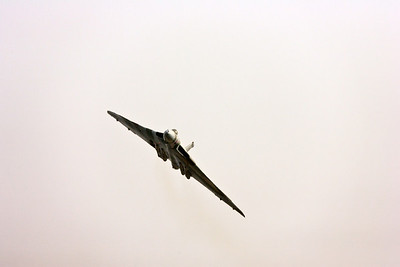 Avro Vulcan strategic bomber (UK)