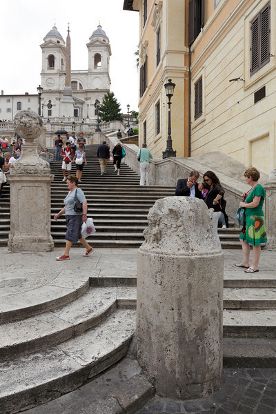 The Spanish Stairs