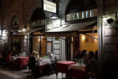 Pizzeria Santi