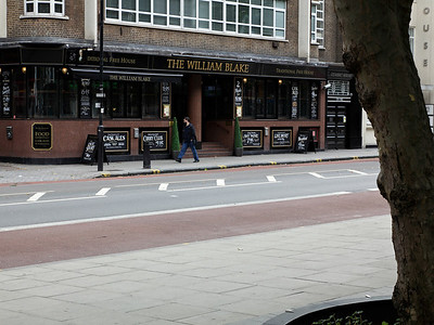 The famous English pubs