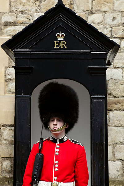 A guardsman
