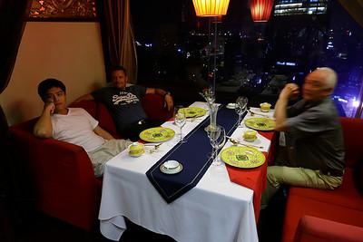 Het keizerlijk restaurant