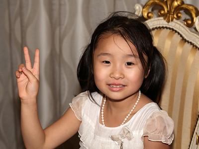 De dochter van Mr. Li