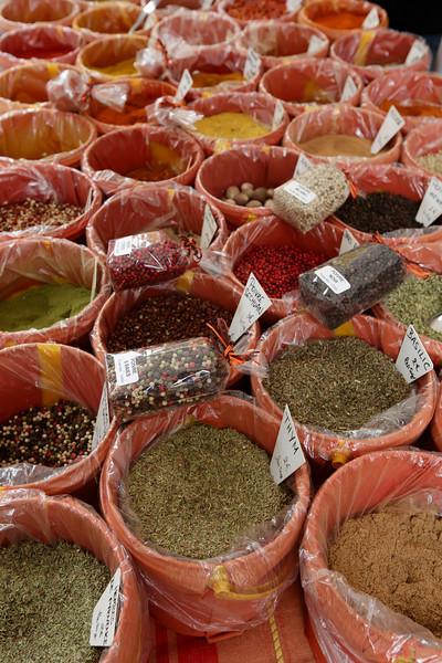 Riquewihr - spices