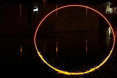Glow Light Festival - Paul Göschel - Van Abbemuseum