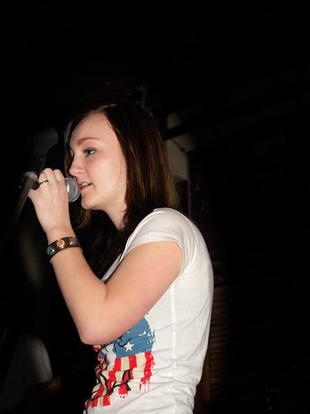 Yvette - lead singer