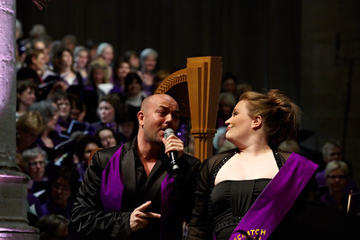 Saskia Schäfer en Sebastiano Zafarana