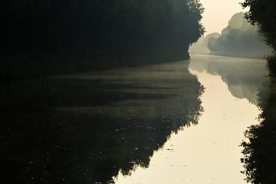 The channel near Oirschot