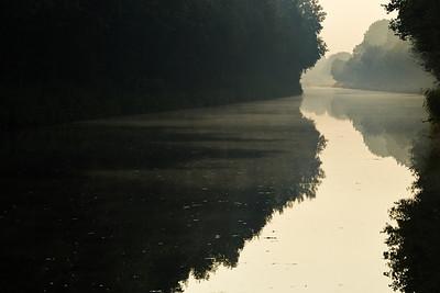 The channel near Oirschot