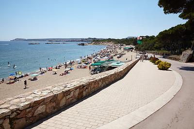 Ste Marti Beach