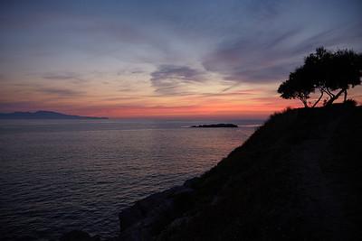 Sunrise at L'Escala