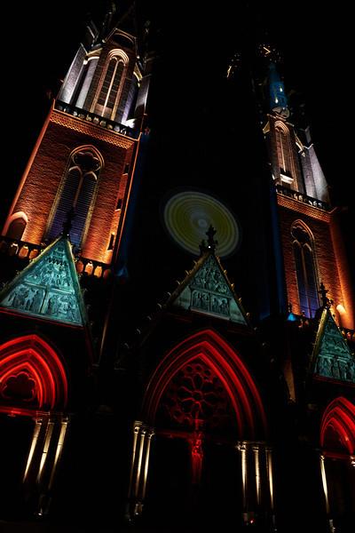 The eye of time Catharinakerk