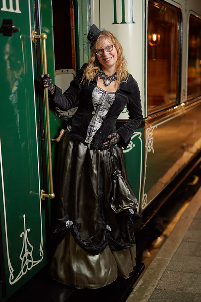 Shoot in Spoorwegmuseum