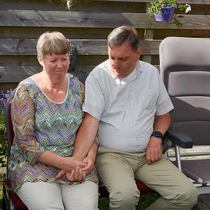 2017-06 Joke en Gerard 40 jaar getrouwd