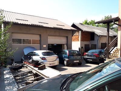 Toch nog een garage kunnen bereiken