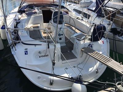 Das Boot, de Perseus,  ophalen