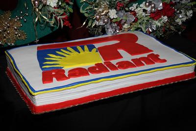 Radiant 80th Anniversary Celebration (December 9, 2011)