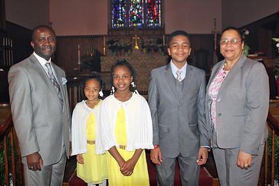 Mr. Samuel Deputy and Family