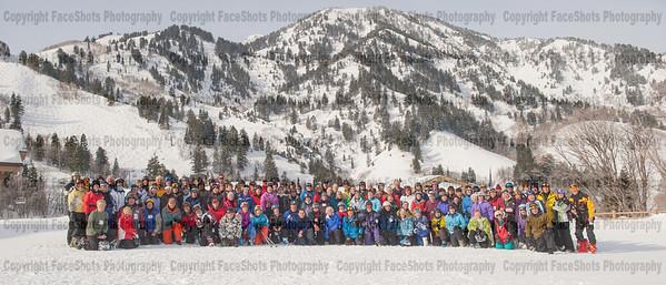 70+Ski Club 2/27/13 Snowbasin