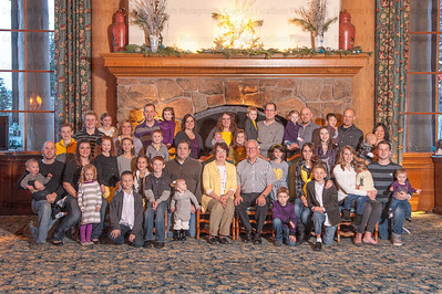 Brenchley Family Hunnington Room Snowbasin