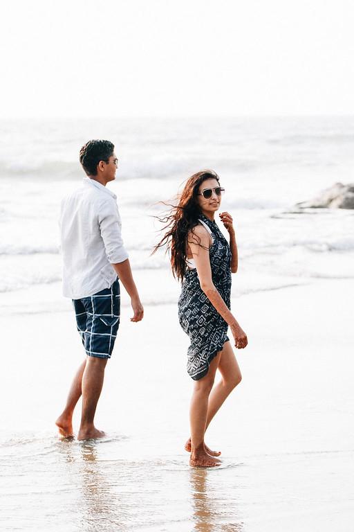 Priyam and Kanishka - Color