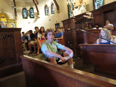 Last Morning Chapel 6.7.19