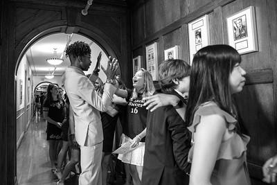 Handshake Ceremony