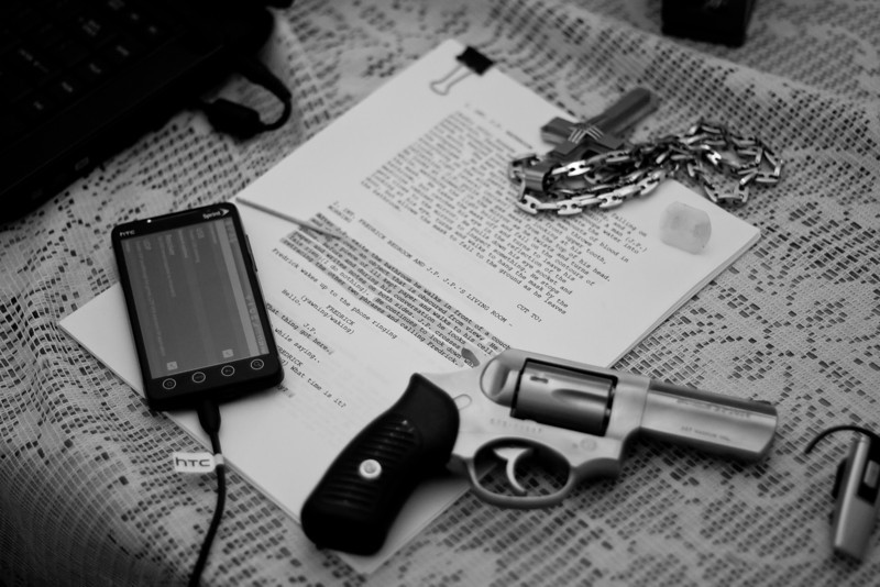 tools of the tirade
