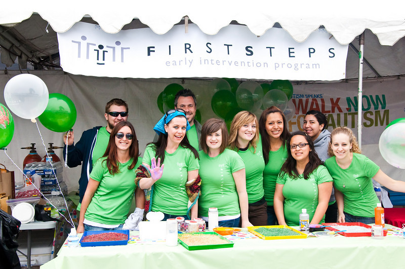First Steps - Early Intervention Program
