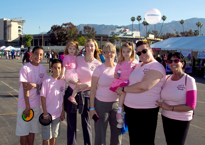 2013 Los Angeles Walk Now for Autism Speaks Photo by Rex Sanchez-2
