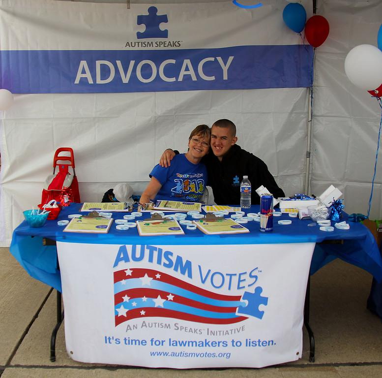 Autism votes101