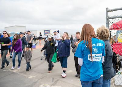 2013 Walk Now for Autism Speaks Orange County - Great Park - Photos by Mabelle de Roncancio