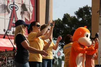 2014 Walk Now for Autism Speaks OC - Angeles Stadium, CA - Photos by Rex Sanchez